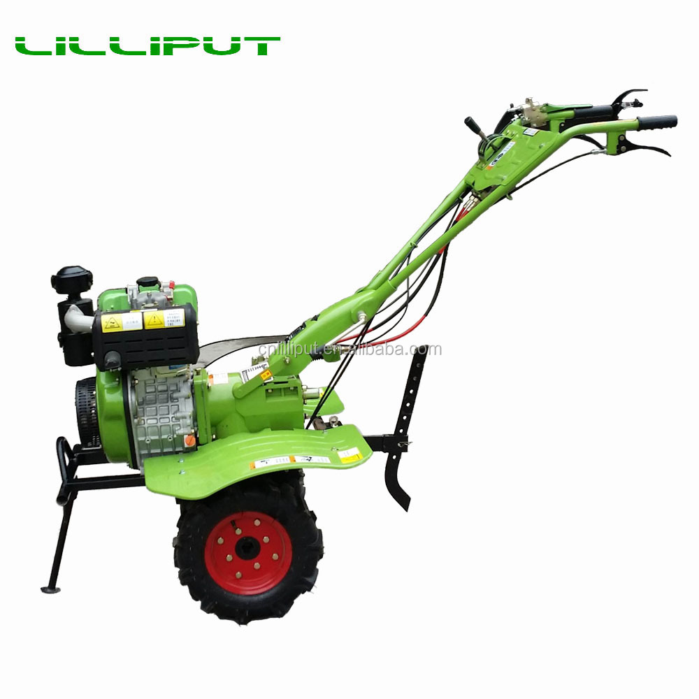 Lilliput Technology Factory OEM 186F Power Tiller