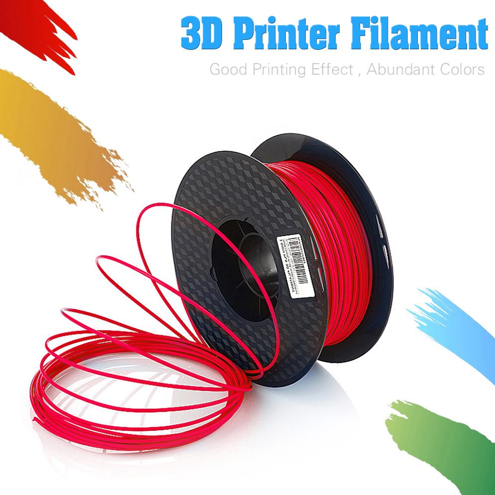 3d Printer Consumables Nice Monofilament 3d Printer Filament Pla 1.75mm 0.5kg Gray Sales Of Quality Assurance