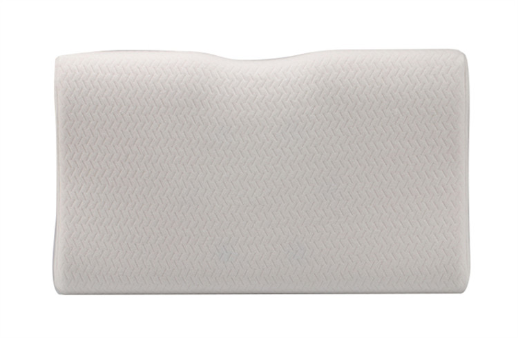 Custom Orthopedic Cervical Sleeping Anti Wrinkle Magnetic Memory Foam Pillow With Magnets