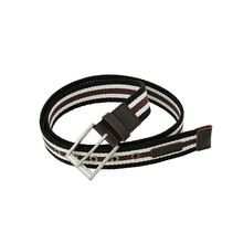 Best selling trendy style directly sale polyester braided belt