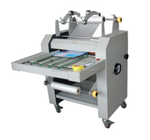 electric cold/hot laminator lamination machine in philippines automatic roll laminator