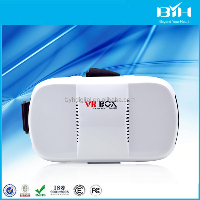 Newest Design 3d Vr Glasses Virtual Reality Headset 3d Hologram Tv ...