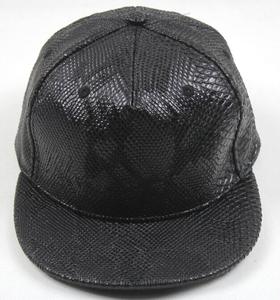 1d32a479 Snake Skin Fake Crocodile custom snapback cap/high quality plain blank  custom snapback manufacturer
