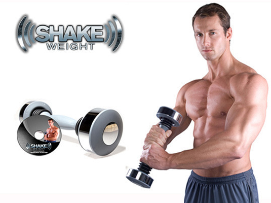 Men Shake Dumbbell Weight Loss Your Weight Body Building Fitness