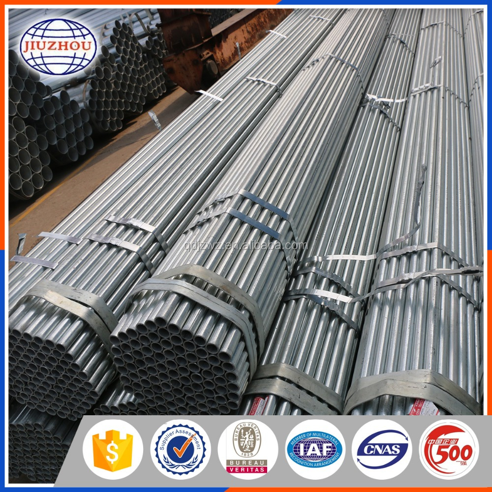 galvanized steel pipe used in nissan parts