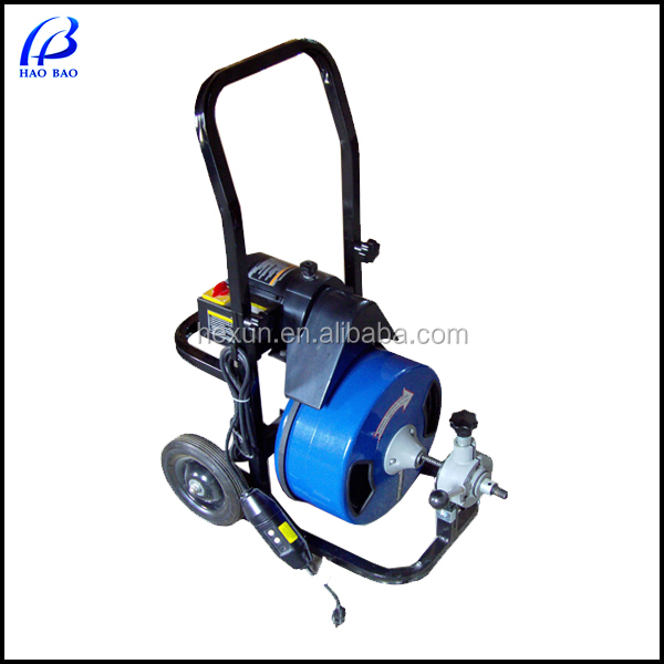 High Quality Product HAOBAO MD50 Electric Drain Cleaner with CE