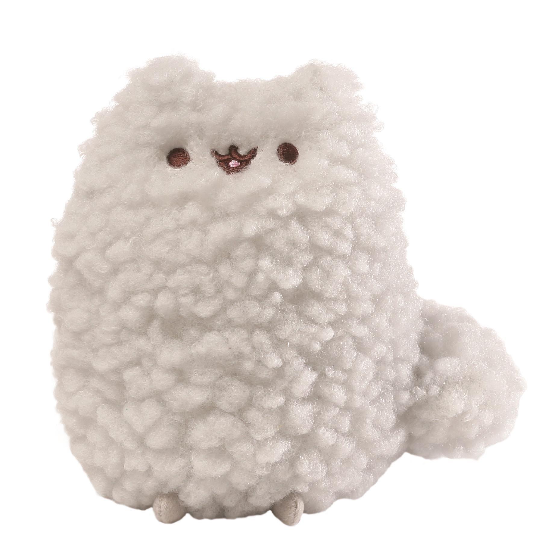 """GUND Pusheen Stormy Stuffed Animal Cat Plush, Gray, 6.5"""""""