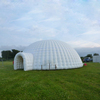 Customized portable inflatable large dome tent for event