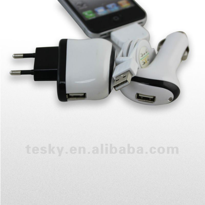 desktop smart charger for iphone 4