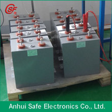 350uF 3000VDC high voltage dc-link pulse capacitor