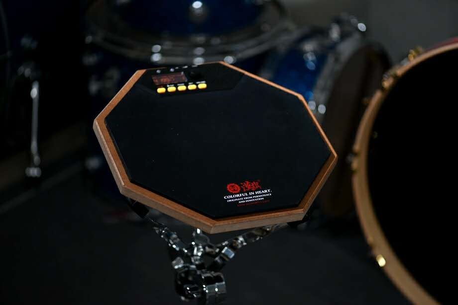 OEM Custom Electric Metronome Practice drum Pad