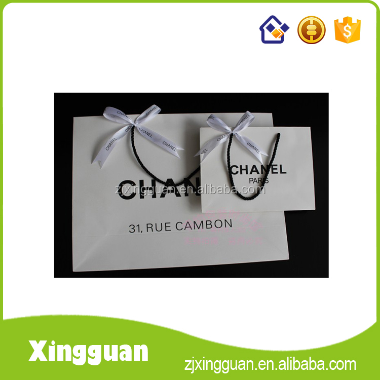 paper product fancy shopping bag,laminated shopping bag,paper bag with handle