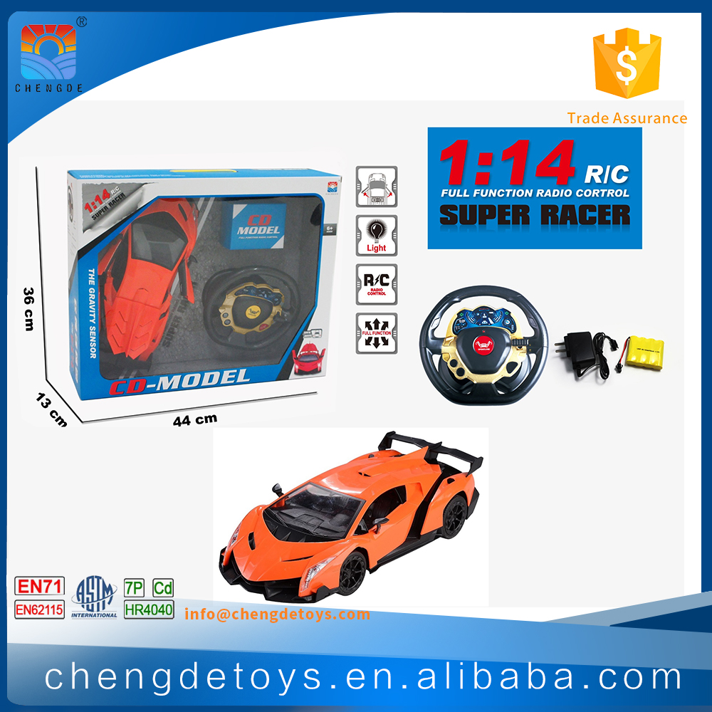 5 Channels 1 14 Gasoline RC Car For Kids Double Eagle RC Car Speed With EN71
