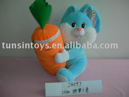 plush candy bag---rabbit