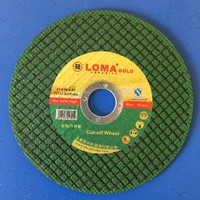 abrasive cut off wheel 105 and polishing disk
