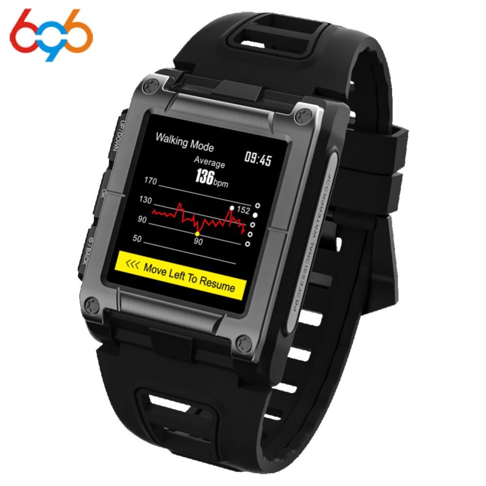 S929 Smart Watch Sport Swimming Smartwatch Fitness Tracker IP68 Waterproof Altimeter climbing Smartwatch фото