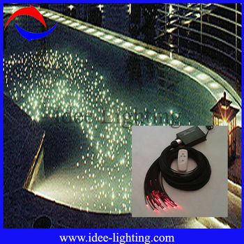 Multi Color Led Fiber Optic Pool Light Kit Buy Fiber Optic Pool Light Led Fiber Optic Pool