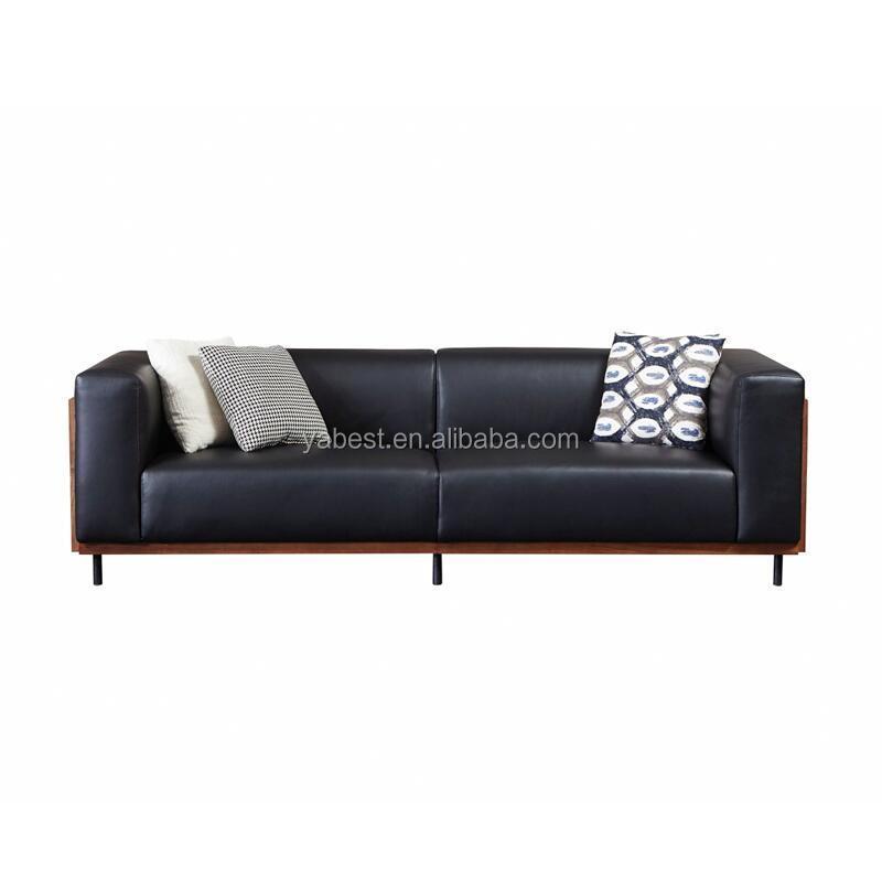 Genuine leather sofa for sale buy genuine leather sofa for Used leather sofa