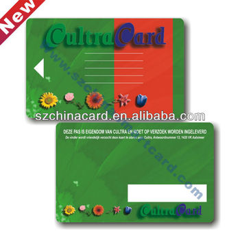 Chinese Cheap Good Quality Pvc Gift Card Discount Card