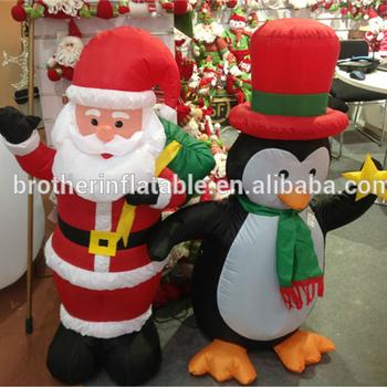 Large Size Inflatable Christmas Santa Yard Decoration Buy Inflatable Christmas Yard Decoration Gemmy Inflatable Christmas Amazon Christmas