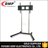 "FS401 Industrial Moving Wheels Pedestal Tv Stand Modern Made In China Suit TV Size 30"" ~ 50"""