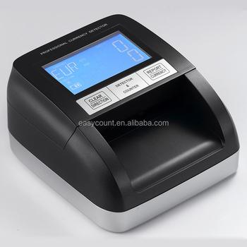 Ec330 Professional Currency Detector Led Money Detector