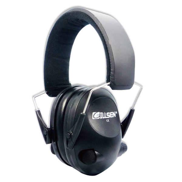 EE1621 Fashion electronic ear protector sound proof ear muff/ear muffler/safty earmuff,hearingprotection