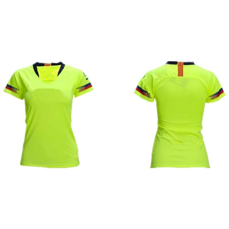 2018 19 club custom soccer jerseys wholesale sports uniform for woman, Any color is available