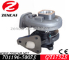 GT1752S turbocharger for Nissan Patrol Car 701196-5007S