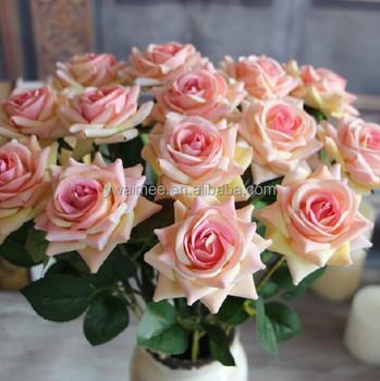 Yiwu Aimee Supplies Wholesale Single Stem Lovely Rose Flower Am