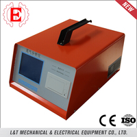 Professional sophisticated automotive exhaust gas analyzer