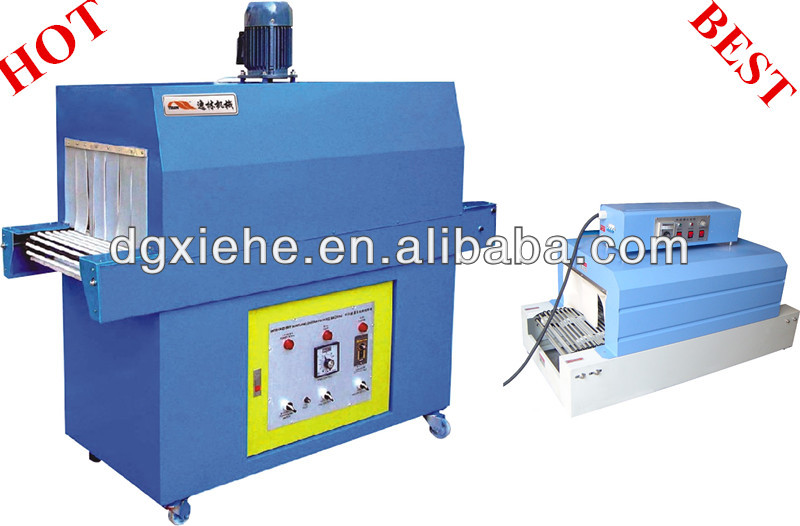 XH-480/250 Sealing And Shrink Packing Machine