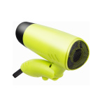 Professional 1200w Travel Blower label portable mini hair dryer double voltage
