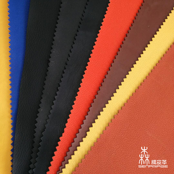Eco friendly water based pu leather for handbag