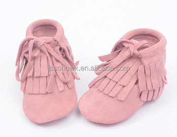 fb00ec92e37 Double Fringed Suede Baby Fashion Booties,Suede Leather Baby Booties - Buy  Suede Leather Baby Booties,Suede Baby Bootie,Suede Baby Boots Product on ...