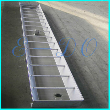 Stainless Steel Water Trough For Pig Feeding Buy