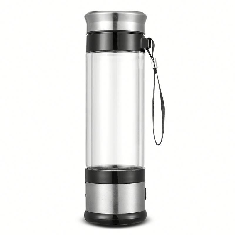 USB charge water bottle izumio hydrogen water maker