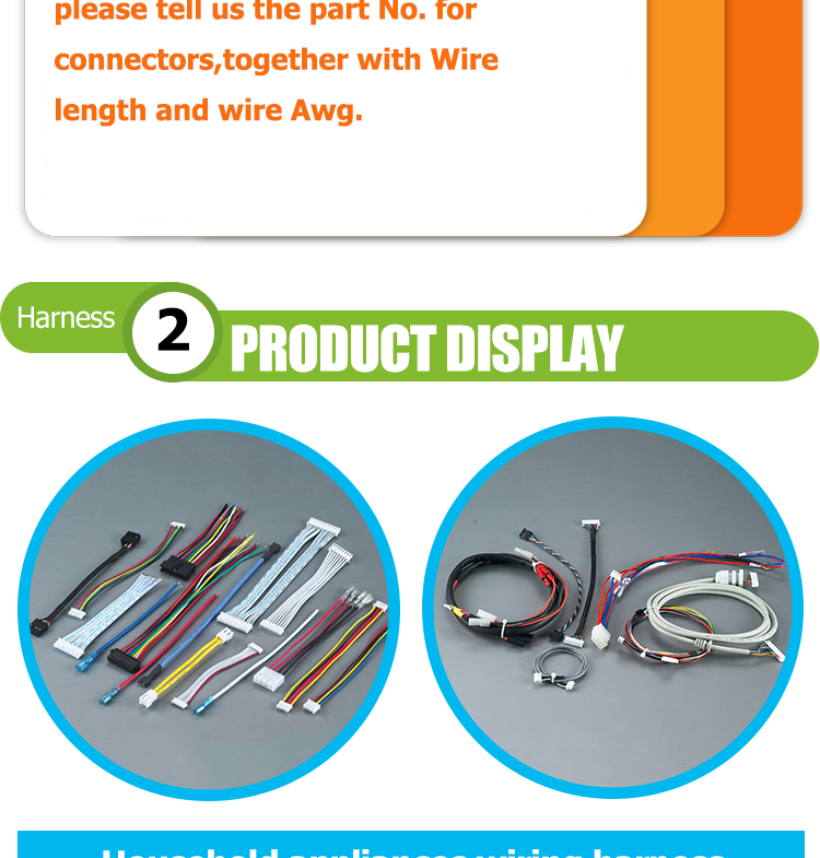 Wire to Board Crimp style Harness Terminal Assemble