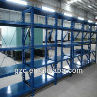 2013 easy install heavy duty steel drawer type mold storage stacking rack