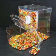 Excellent fashion design candy scoop bins for nuts, grains and candy