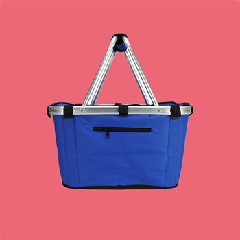 collapsible shopping basket folding shopping bag shopping bag with handles