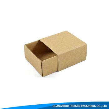 high quality drawer kraft paper packing box custom kraft paper storage box  sc 1 st  Alibaba & High Quality Drawer Kraft Paper Packing Box Custom Kraft Paper ...
