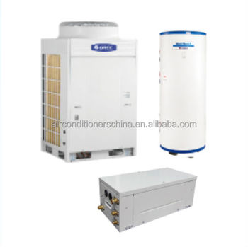 Vrv Vrf Air Conditioner With Water Heater Inverter View