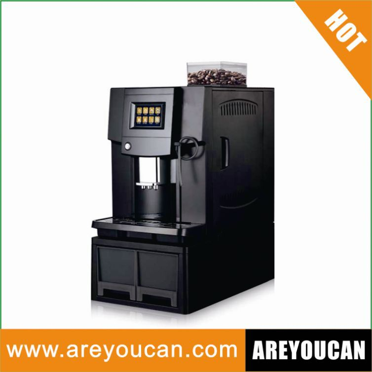 One Touch Cappuccino/Espresso/Long Coffee/Latte Automatic Coffee Machine