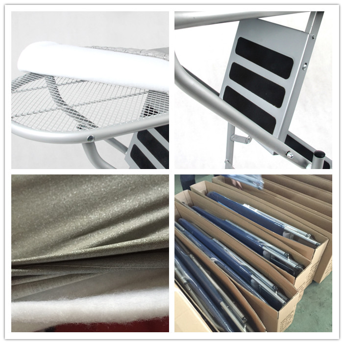 IB-6DS planchar cubierta tres escalera mesa plegable ropa hierros escalera