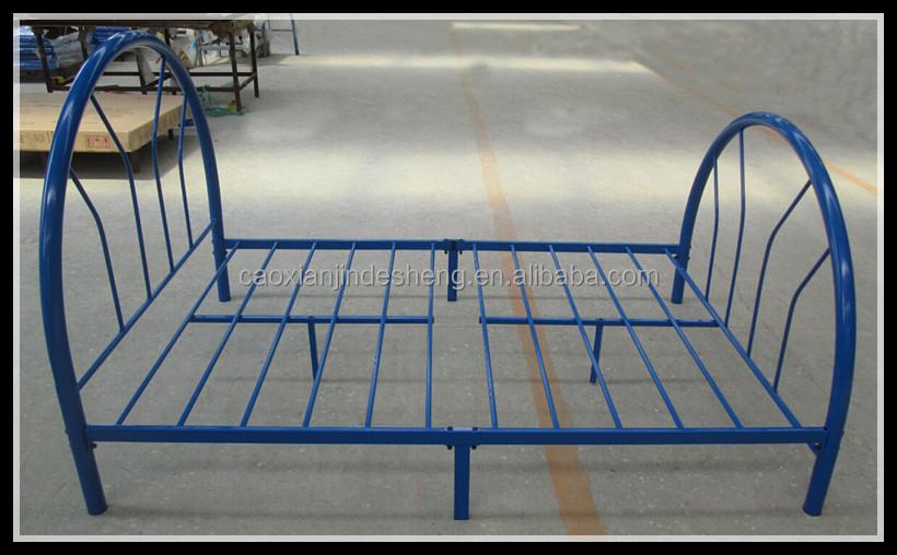 Nice Circle Bed Frame Metal Tube Bed Frames Cheap Single Metal Bed ...
