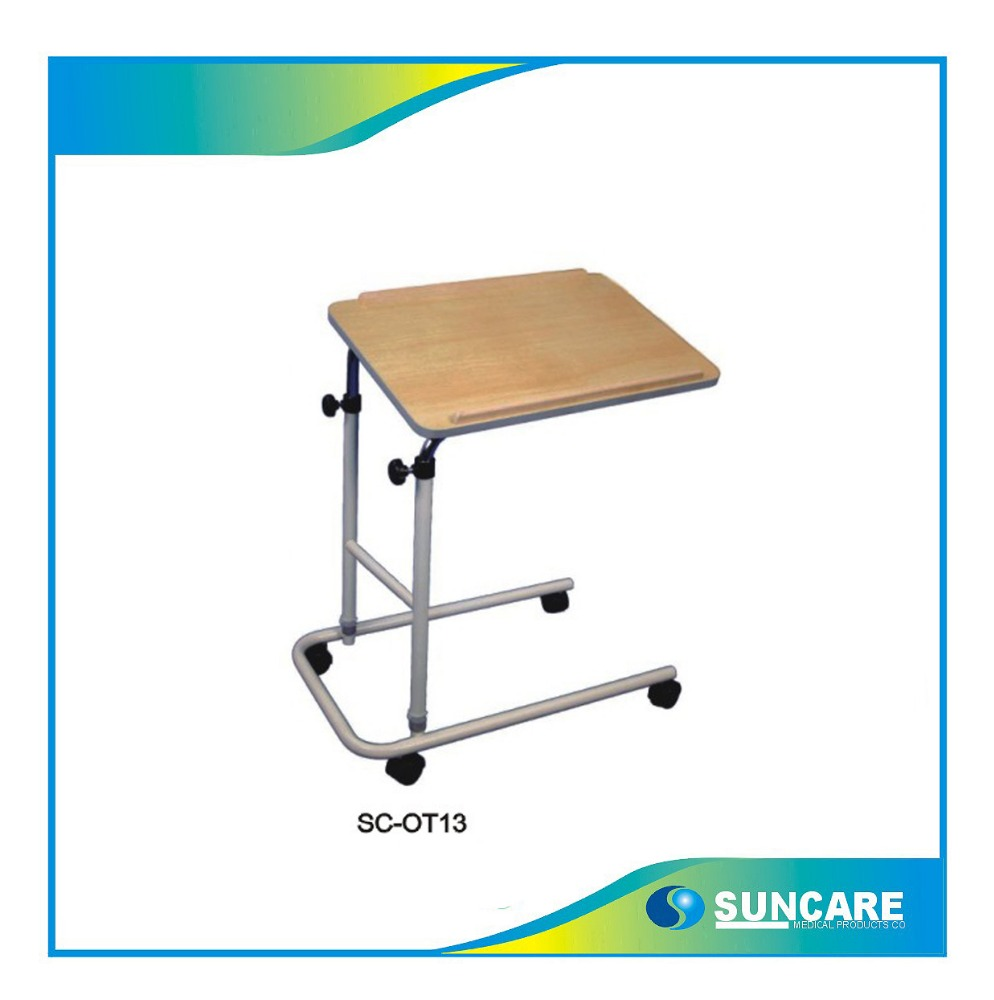 Mobile Utility Overbed Table(UK-style) SC-OT13