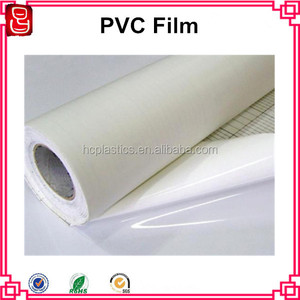 A Grade PVC Self Adhesive Vinyl For Poster/Adversting