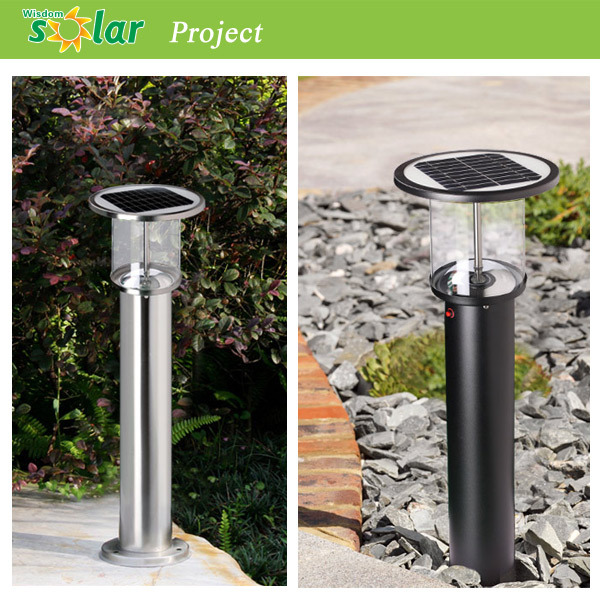 High Lumens Solar Garden Lighting Pole Light.solar Power Garden ...