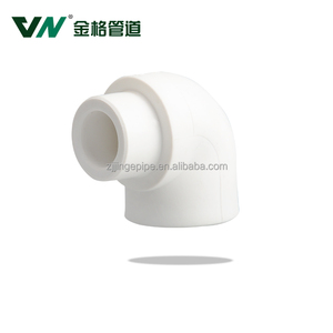 PPR fitting reducing 90 degree elbow environmental high quality good price